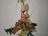 Sušinová dekorace z tropických rostlin_1